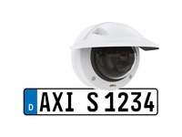 AXIS 02234-001 2 Megapixel Network Camera - Dome