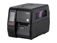 Bixolon XT5-40N Desktop Thermal Transfer Printer - Monochrome - Label Print - Ethernet - USB - Yes - Serial - US - Black