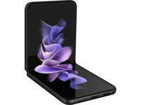 """Samsung Galaxy Z Flip3 5G SM-F711W 256 GB Smartphone - 6.7"""" Yes Dynamic AMOLED Full HD Plus 1080 x 2640 - Kryo 680Single-core (1 Core) 2.84 GHz + Kryo 680 Triple-core (3 Core) 2.42 GHz + Kryo 680 Quad-core (4 Core) 1.80 GHz) - 8 GB RAM - Android 11 - 5G - Phantom Black"""