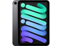 "Apple iPad mini (6th Generation) Tablet - 8.3"" - Hexa-core (A15 Bionic Dual-core (2 Core) 2.93 GHz Quad-core (4 Core)) - 4 GB RAM - 256 GB Storage - iPadOS 15 - 5G - Space Gray"
