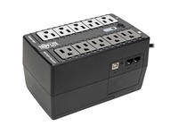 Tripp Lite UPS 550VA 300W Desktop Battery Back Up Compact 120V USB RJ11 PC 50/60Hz