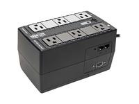 Tripp Lite UPS 350VA 210W Desktop Battery Back Up Compact 120V DB9 RJ11 PC 50/60Hz