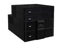 Tripp Lite UPS Smart Online 10000VA 9000W 208/120V Rackmount 10kVA USB DB9 Manual Bypass Switch Hot Swap 10URM