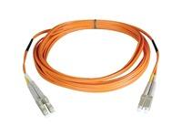 Tripp Lite 20M Duplex Multimode 62.5/125 Fiber Optic Patch Cable LC/LC 65' 65ft 20 Meter