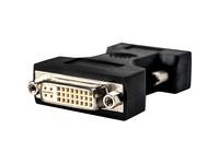 Avocent VGA Adapter - 1 Pack - 1 x DVI Female Video - 1 x HD-15 Male