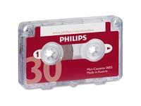 Philips Speech Mini Dictation Cassette