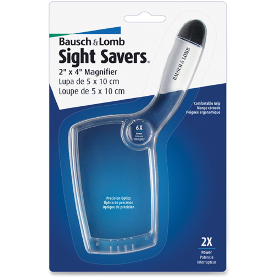 Rectangular Handheld Magnifier | DISCONTINUED PRODUCT NOT AVAILABLE