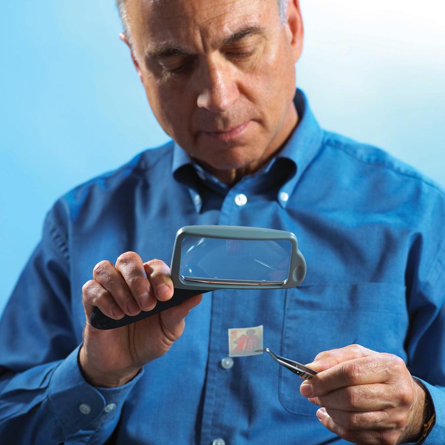 ErgoTouch Handheld Rectangular Magnifier * DISCONTINUED