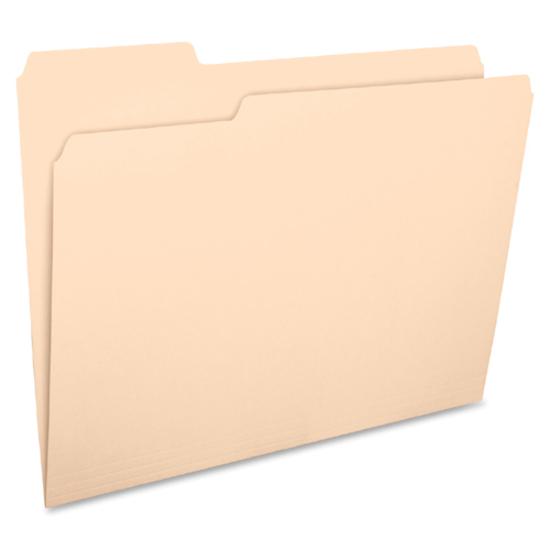 1/3 Cut Recycled Top Tab File Folder