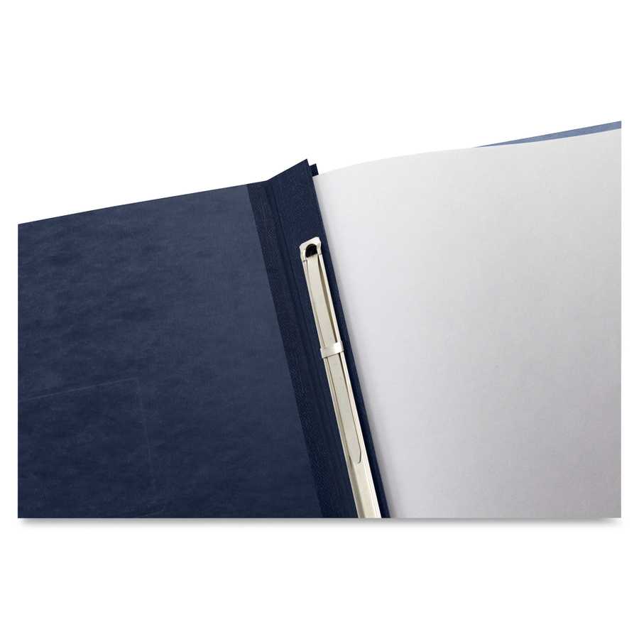 Pressboard Report Cover -  Dark Blue