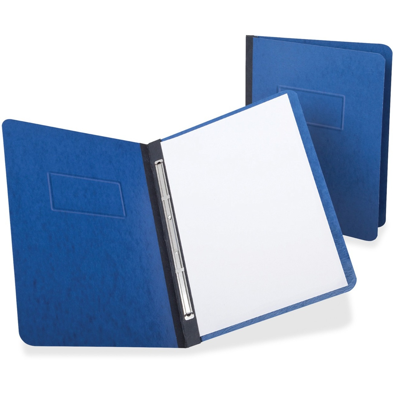 Oxford Report Cover With Reinforced Side Hinge: Oxford PressGuard Reinforced Hinge Report Covers --OXF12702