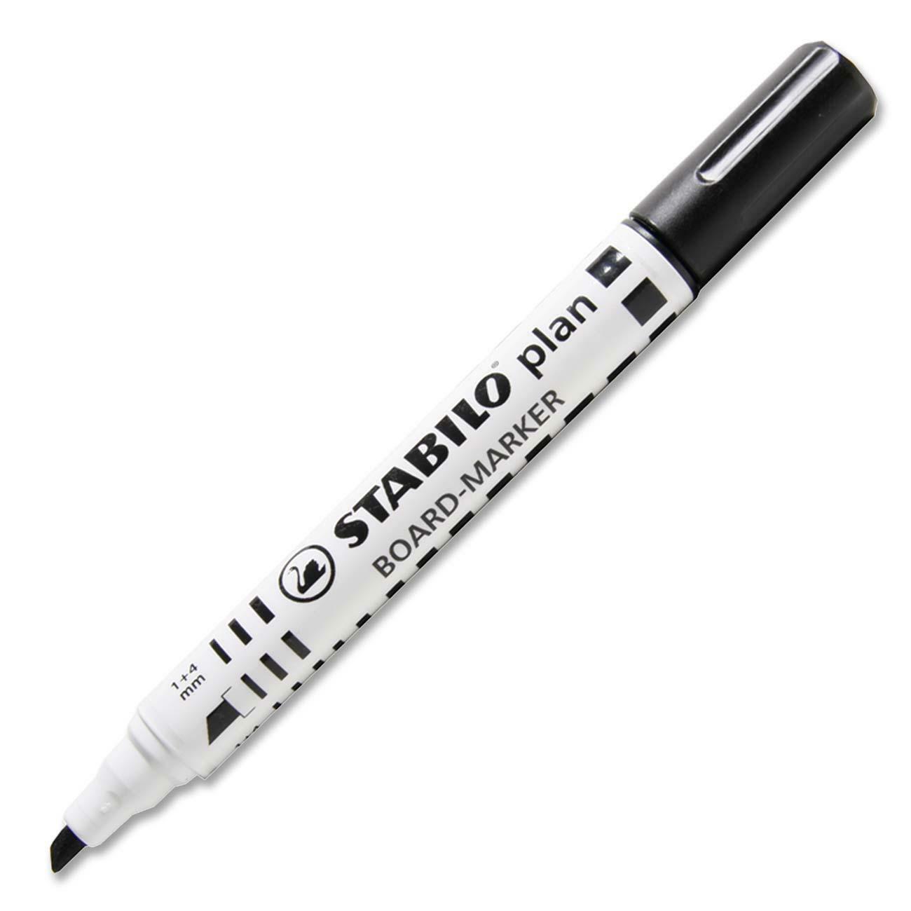 Schwan-STABILO Plan 64 Broad Whiteboard Marker --SWSS6546