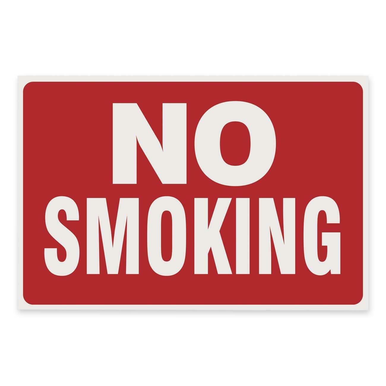 This is an image of Modest No Smoking Sign Printable