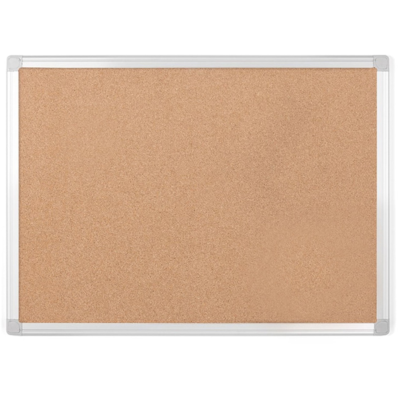 Uncategorized Cork Board No Frame west coast office supplies boards easels eco friendly bulletin board features cork made of recycled material and a sleek aluminum frame resilient surface is self hea