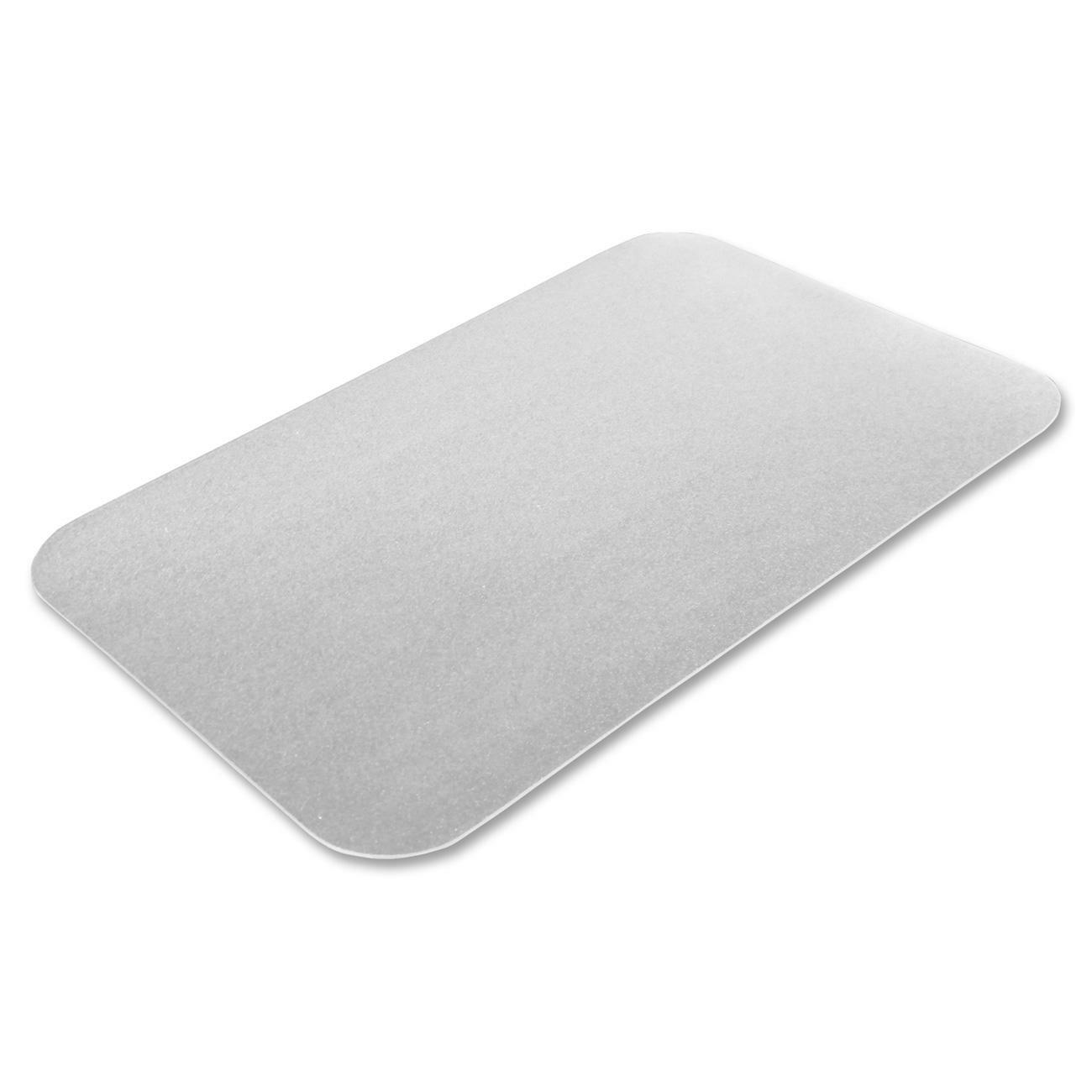Rectangular Heat Resistant Desk Pad Features A Tough Durable Material That Protects Your From Scratches Scuffs And Spills Design Includes Lightly
