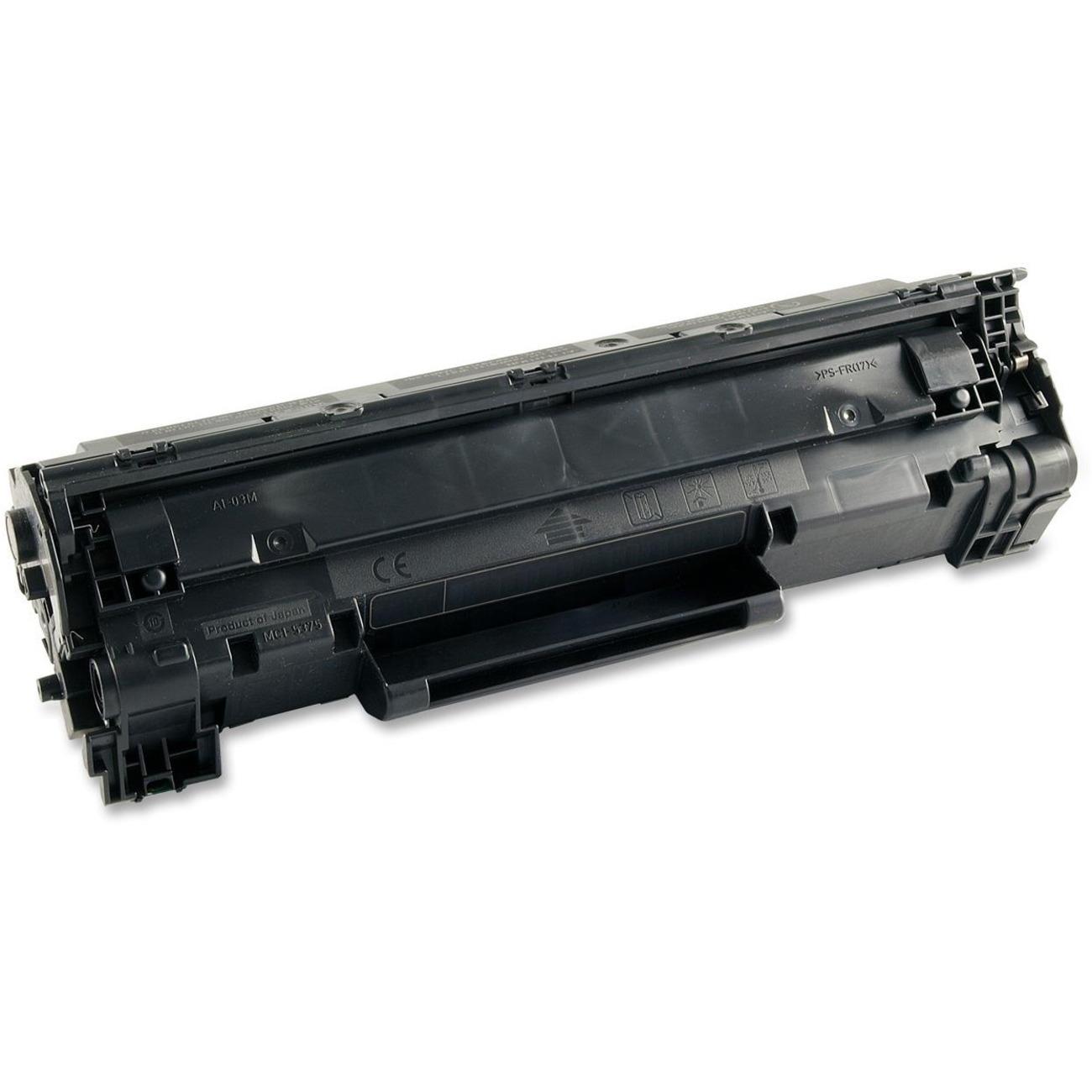 Smartchoice Remanufactured Toner Cartridge Alternative For Hp 85a Catridge Ce285a Black