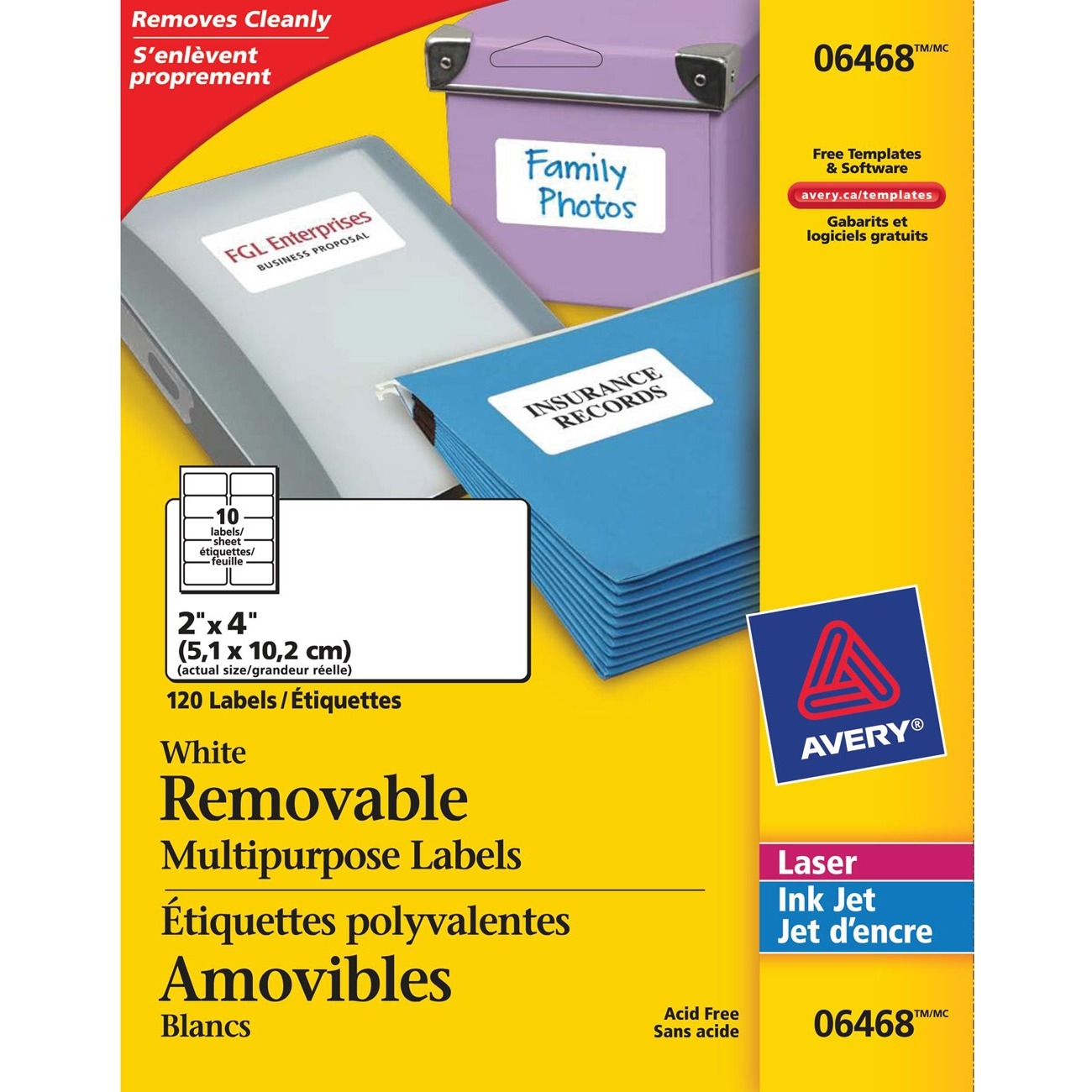 West Coast Office Supplies :: Office Supplies :: Labels