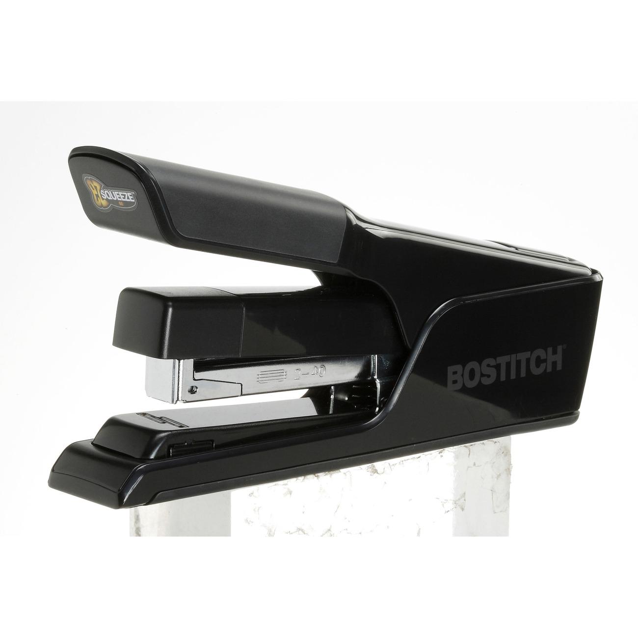 Swingline Standard Economy Stapler Pack Full Strip 15-Sheet Capacity Black 54551