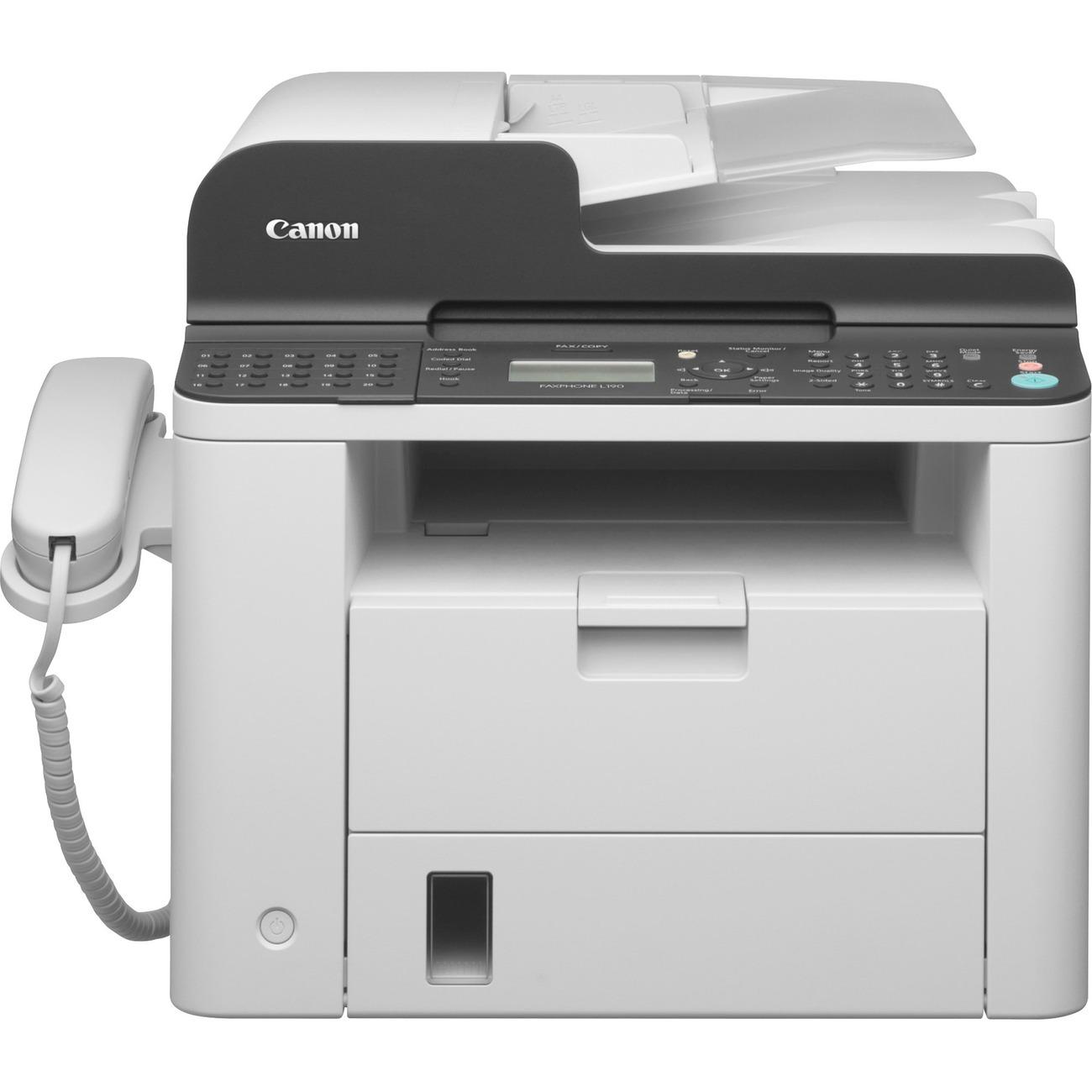 Canon Faxphone l190 Manual