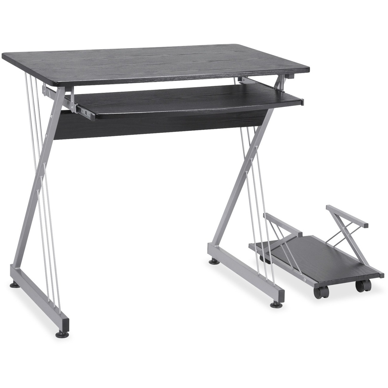 Product Llr84845 Lorell Laminate Computer Desk Gsa Advantage