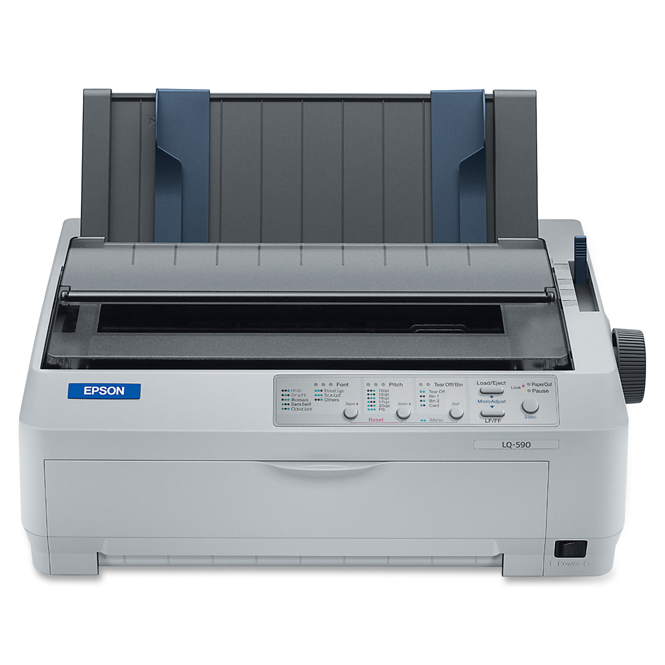 Daftar Harga Epson Lq 310 Dot Matrix Printer Termurah 2018 Lx 590 Epsc11c558001