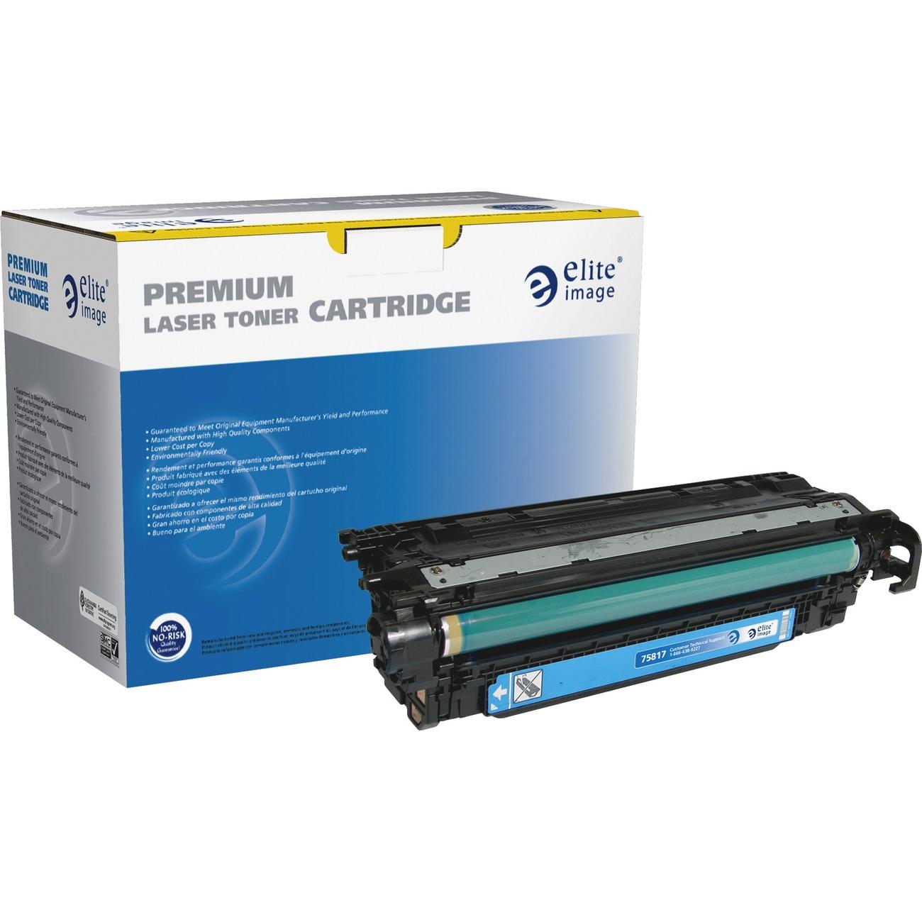 HP CE401A 507A CYAN LASER TONER CARTRIDGE Laserjet M551N M575DN M575F M551DN NEW