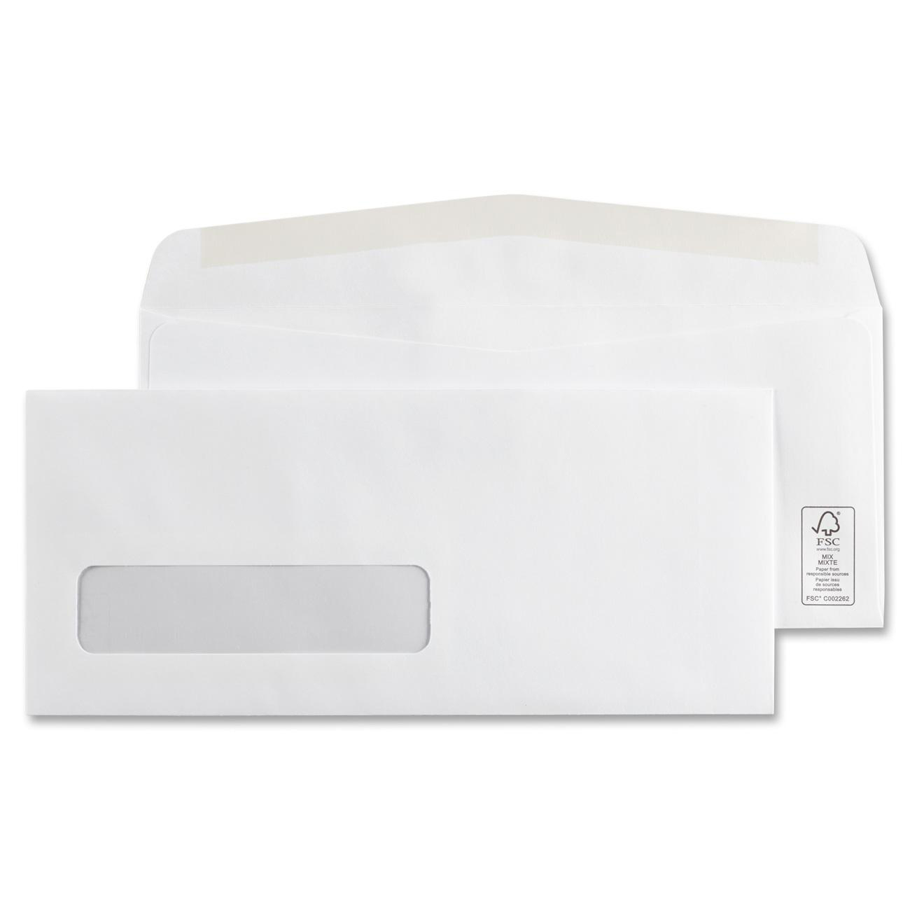 Supremex envelope madill the office company for 10 window envelope
