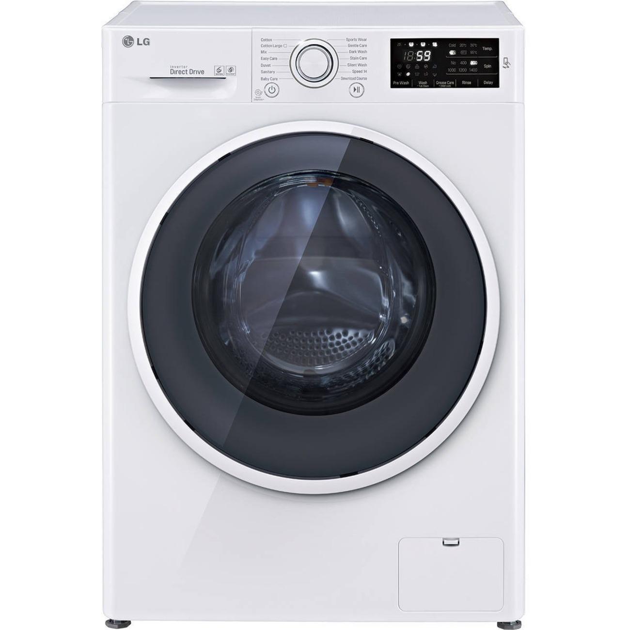 lg washing machine 10 year guarantee