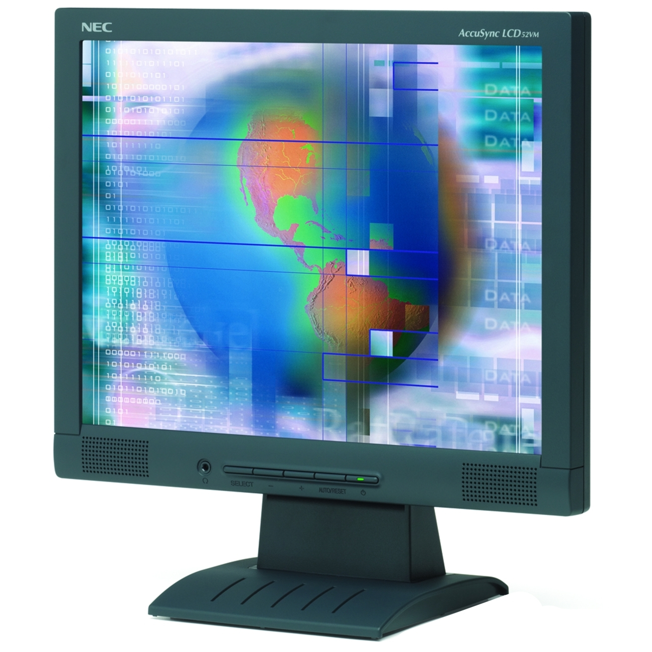 NEC AccuSync LCD193WXM Manuals
