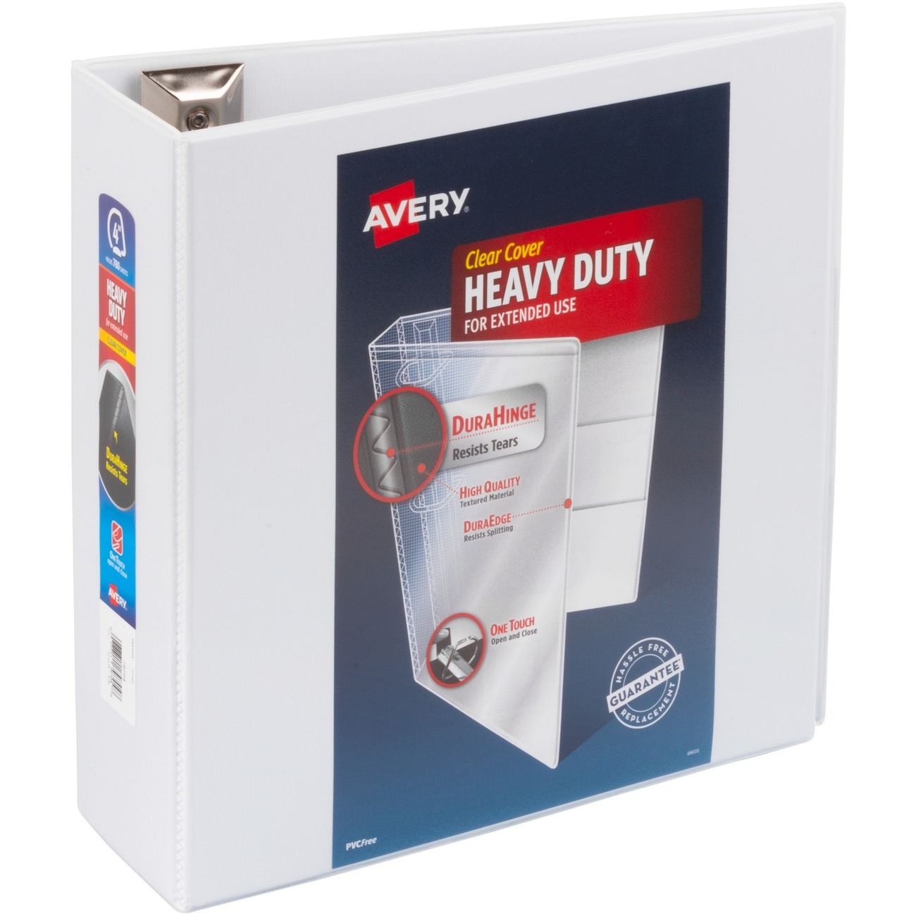 Avery EZD Heavy-Duty Reference View Binder