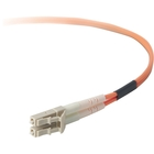 Belkin Fiber Optic Patch Cable - LC Male Network - LC Male Network - 3m
