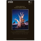 "Epson Inkjet Print Photo Paper - 97% Opacity - Super B - 13"" x 19"" - 64 lb Basis Weight - Luster - 50 / Pack"