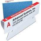 """Smead Viewables Tabs with Label Protector - 1.25"""" Tab Height x 3.50"""" Tab Width"""
