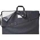"""Quartet Carrying Case Presentation Easel - Black - Canvas - Handle, Shoulder Strap - 3"""" (76.20 mm) Height x 30.50"""" (774.70 mm) Width x 18.50"""" (469.90 mm) Depth"""