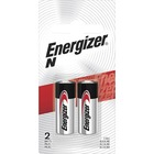Energizer N2 E90 Alkaline Batteries - For Multipurpose - N - 1.5 V DC - 1000 mAh - Alkaline - 2 / Pack