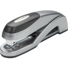 "Swingline Optima Desk Stapler - 25 Sheets Capacity - 210 Staple Capacity - Full Strip - 1/4"" Staple Size - Silver"