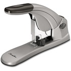 "Swingline LightTouch Heavy-Duty Stapler - 120 Sheets Capacity - 210 Staple Capacity - Full Strip - 5/8"" Staple Size - Gray"