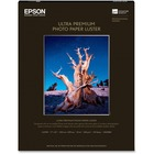 "Epson Ultra Premium Photo Paper - C - 17"" x 22"" - Luster - 1 Each"