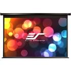 "Elite Screens Spectrum Electric Projection Screen - 58"" x 76"" - Matte White - 84"" Diagonal"