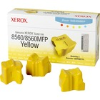 Xerox Solid Ink Stick - Solid Ink - Yellow