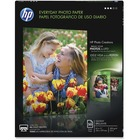 "HP Everyday Photo Paper - Letter - 8 1/2"" x 11"" - Semi-gloss - 50 / Pack"