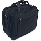 """Bond Street Carrying Case for 17"""" Document - Black - Handle - 14"""" (355.60 mm) Height x 16.50"""" (419.10 mm) Width x 8"""" (203.20 mm) Depth"""