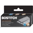 "Bostitch Full-Strip Premium Standard Staples - 210 Per Strip - Standard - 1/4"" Leg - 1/2"" Crown - Holds 28 Sheet(s) - for Paper - Chisel Point - Silver - 1.60"" (40.64 mm) Height1.10"" (27.94 mm) Depth x 4.10"" (104.14 mm) Length - 5000 / Box"