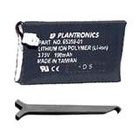 Plantronics 64399-03 Headset Battery - For Headset - Battery Rechargeable - 3.8 V DC - 190 mAh - Lithium Ion (Li-Ion)