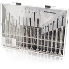 C2G 16 Piece Jeweler Screwdriver Set - Chrome