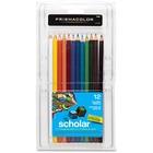 Prismacolor Scholar Colored Pencils - Assorted Lead - 1 Set