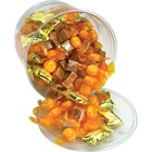 Office Snax Tub of Creamy & Smooth Delights Candy - Butterscotch - 907.2 g - 1 EachCanister