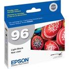 Epson 96 Original Ink Cartridge - Inkjet - Light Black - 1 Each