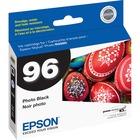 Epson 96 Original Ink Cartridge - Inkjet - Black - 1 Each