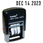 Trodat Printy 4820 Self Inking Dater Stamp - Recycled - 1 Each